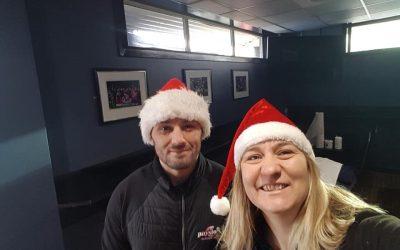 West Lothian Santa Fun Run 2019